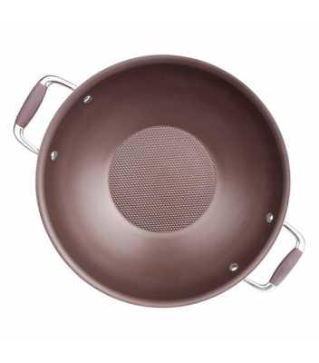 Вок Mocco Rondell 32 см, с крышкой 6440 руб. купить в интернет-магазине SkovorodkaClub.ru